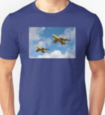 1964 Yellowjacks -  The Forerunners of the Red Arrows T-Shirt
