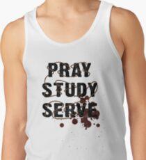 Pray Study Serve: Thorns Tank Top