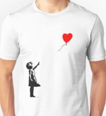 Banksy Balloon T-Shirt