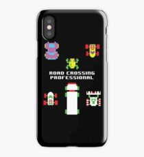 Road Crossing Pro iPhone Case
