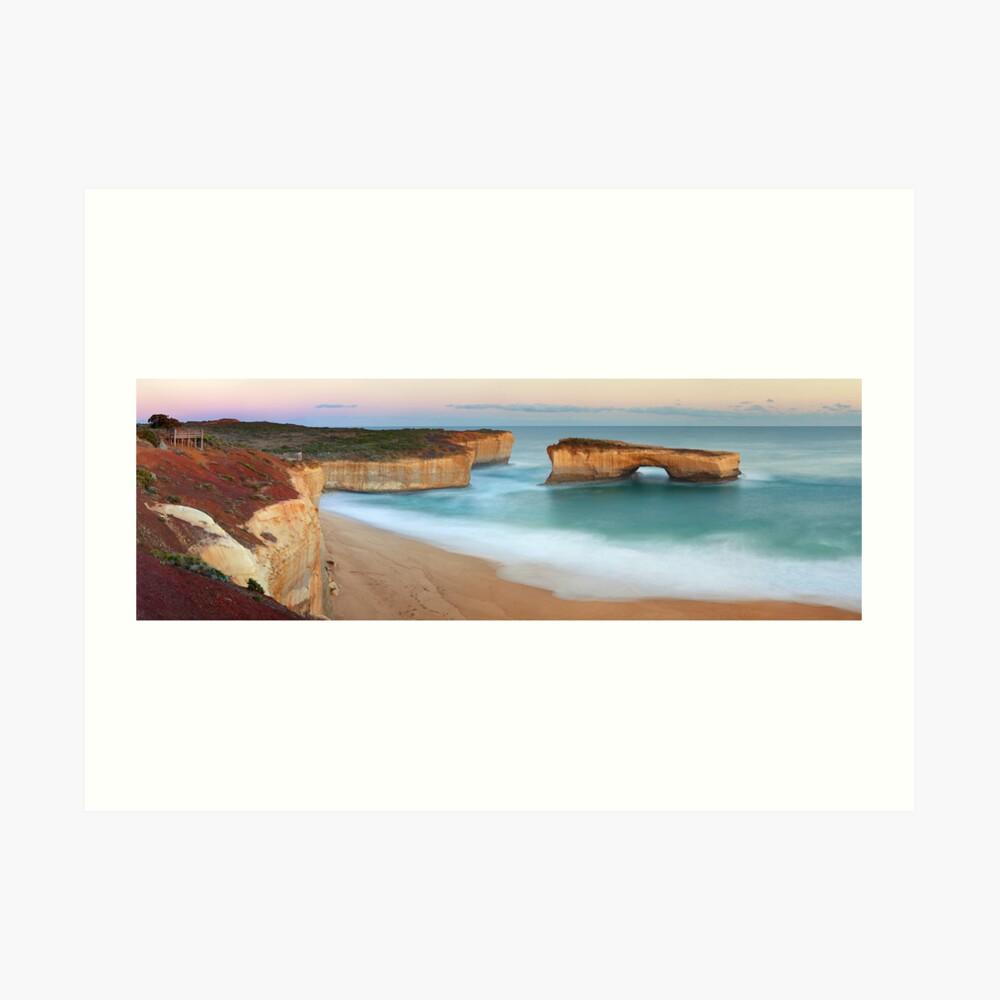 London Arch, Great Ocean Road, Victoria, Australia Art Print