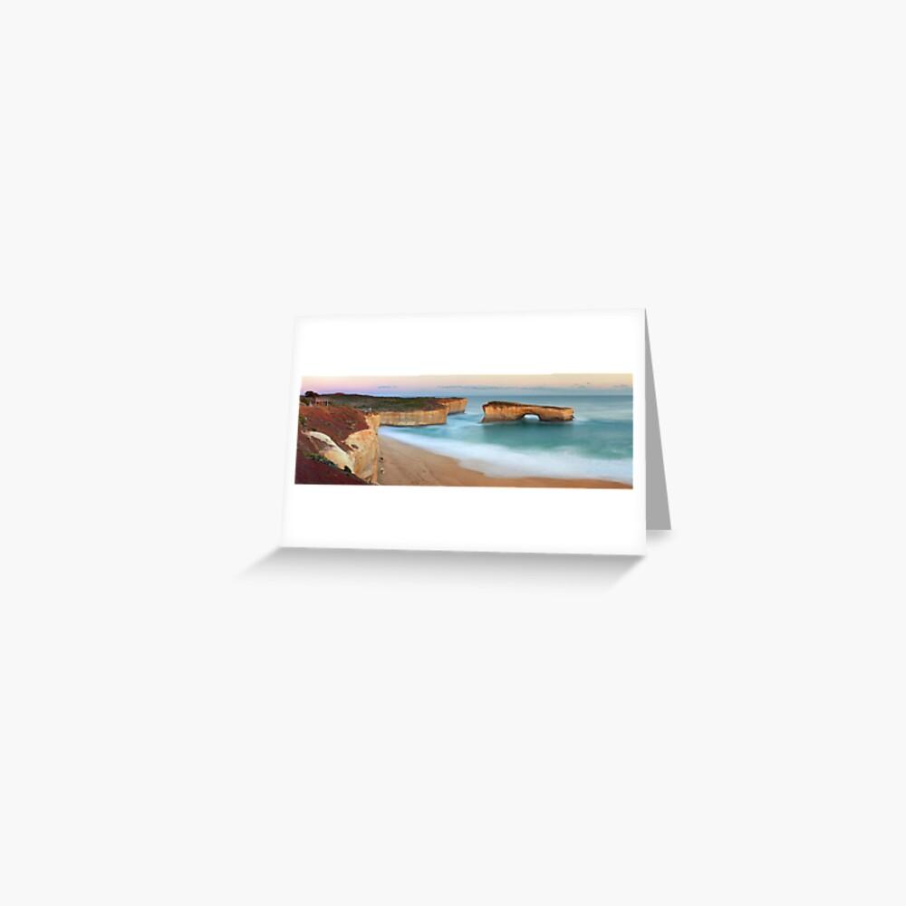 London Arch, Great Ocean Road, Victoria, Australia Greeting Card