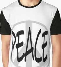 One Peace  Graphic T-Shirt