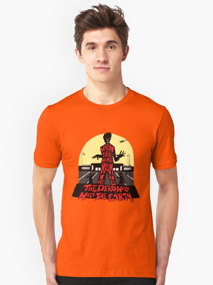 dawn of the dead Unisex T-Shirt Front