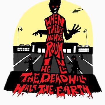 dawn of the dead by DamoGeekboy