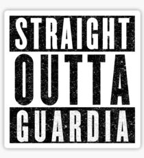 Guardia Represent! Sticker