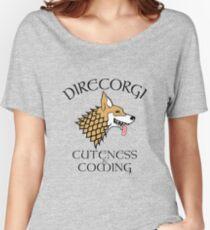 DireCorgi Women's Relaxed Fit T-Shirt