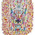 Mystic Lion by AmandaVela