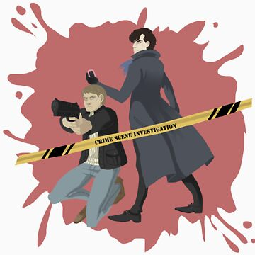 Crime scene investigation round 2 by angicita