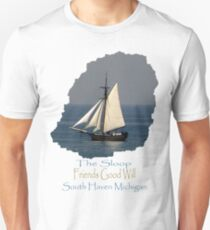 The Sloop Friends Good Will Slim Fit T-Shirt
