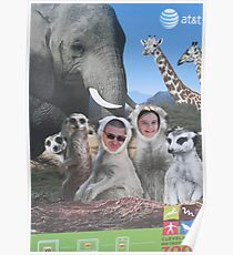 Metroparks Zoo 12 Poster