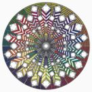 Mandala 38 T-Shirts & Hoodies by mandala-jim
