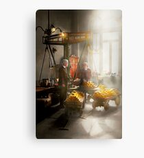 Banker - Worth its weight in gold Canvas Print