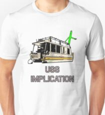 USS Implication Unisex T-Shirt