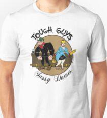 Tough Guys & Sassy Dames: Bruiser and Flo T-Shirt