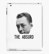 The Absurd iPad Case/Skin