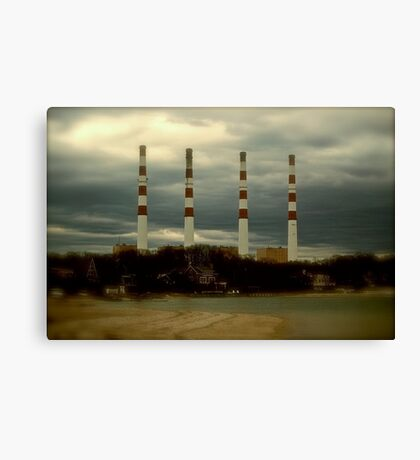 Looking for Relief Canvas Print