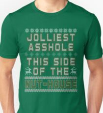 Christmas Vacation - Jolly Asshole Shirts Only Unisex T-Shirt