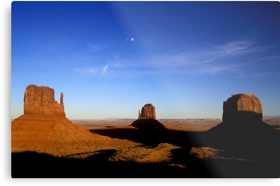 Monument Valley sunset by jarnott