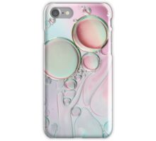 Girly Girly Bubble Abstract iPhone Case/Skin
