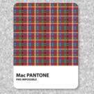 Mac Pantone by modernistdesign