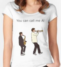 I can call you Betty Women's Fitted Scoop T-Shirt