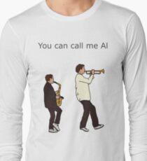 I can call you Betty Long Sleeve T-Shirt