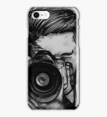 Wide Angle Lens iPhone Case/Skin