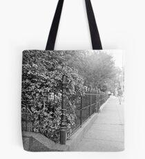 Suburb Tote Bag
