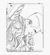 Rock It - Dan  iPad Case/Skin