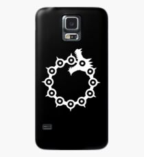 The Seven Deadly Sins - The Dragon Sin of Wrath (White) Case/Skin for Samsung Galaxy
