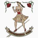 Runaround Sue (Colour Tees & Stickers) by Barton Keyes