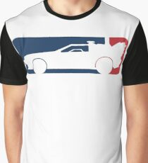 Delorean Graphic T-Shirt