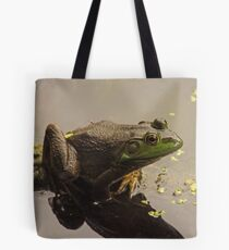 Frog June Tote Bag