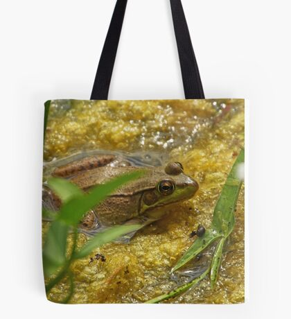Frog August Tote Bag