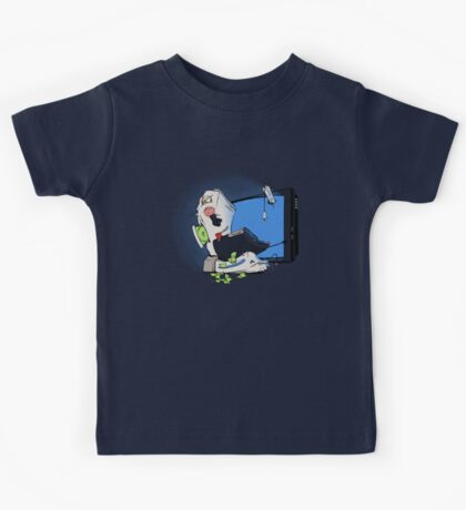 Console Wars Kids Clothes