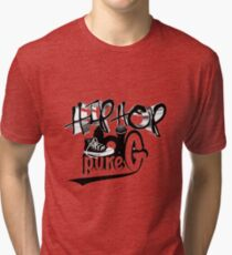 Hip Hop Generation Tri-blend T-Shirt