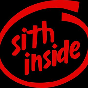 Sith Inside by tuliptreetees
