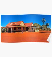Outback Pub Poster