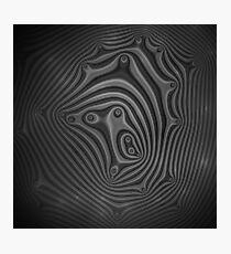 Bending Energy Photographic Print