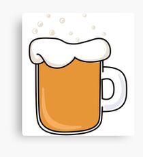 Beer? Canvas Print