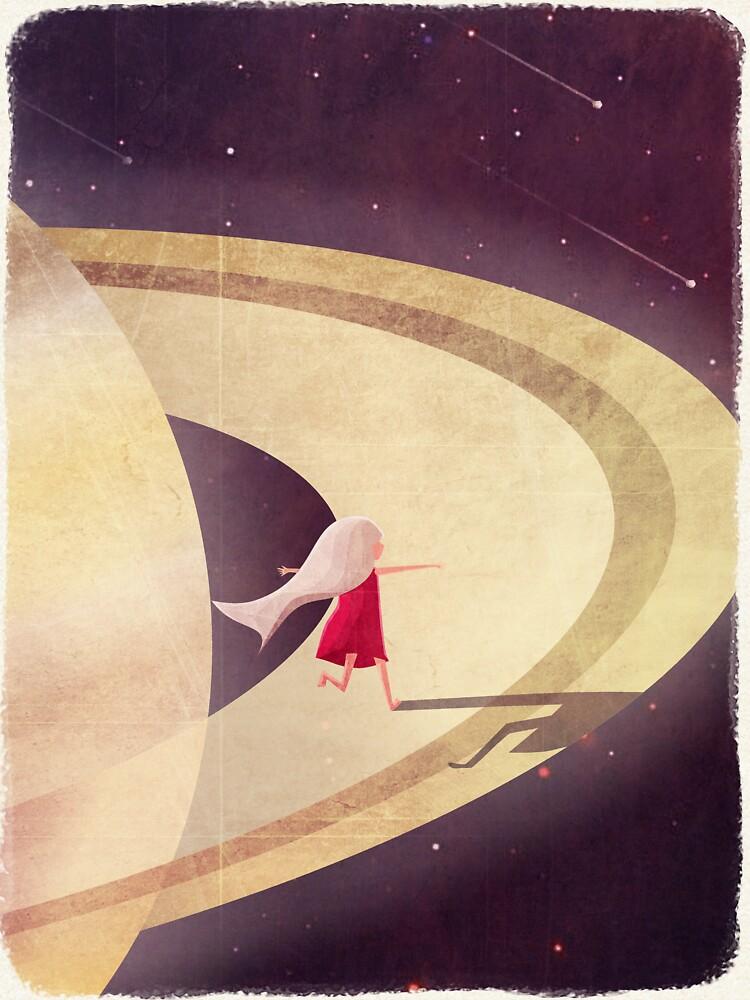 Saturn Kind von annisatiarau