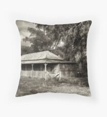 Bimbi Post Office Throw Pillow