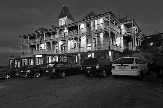 Grand Pacific Hotel (1875). Lorne, Victoria, Australia. (2)  by Ralph de Zilva