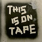 This is on Tape by Jeffrey Hamilton
