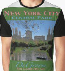 Central Park Graphic T-Shirt
