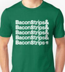 Bacon Strips Unisex T-Shirt