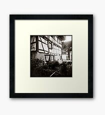 { timeless village } Framed Print