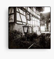 { timeless village } Canvas Print