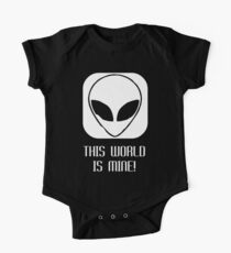 This World Is Mine Kids Clothes
